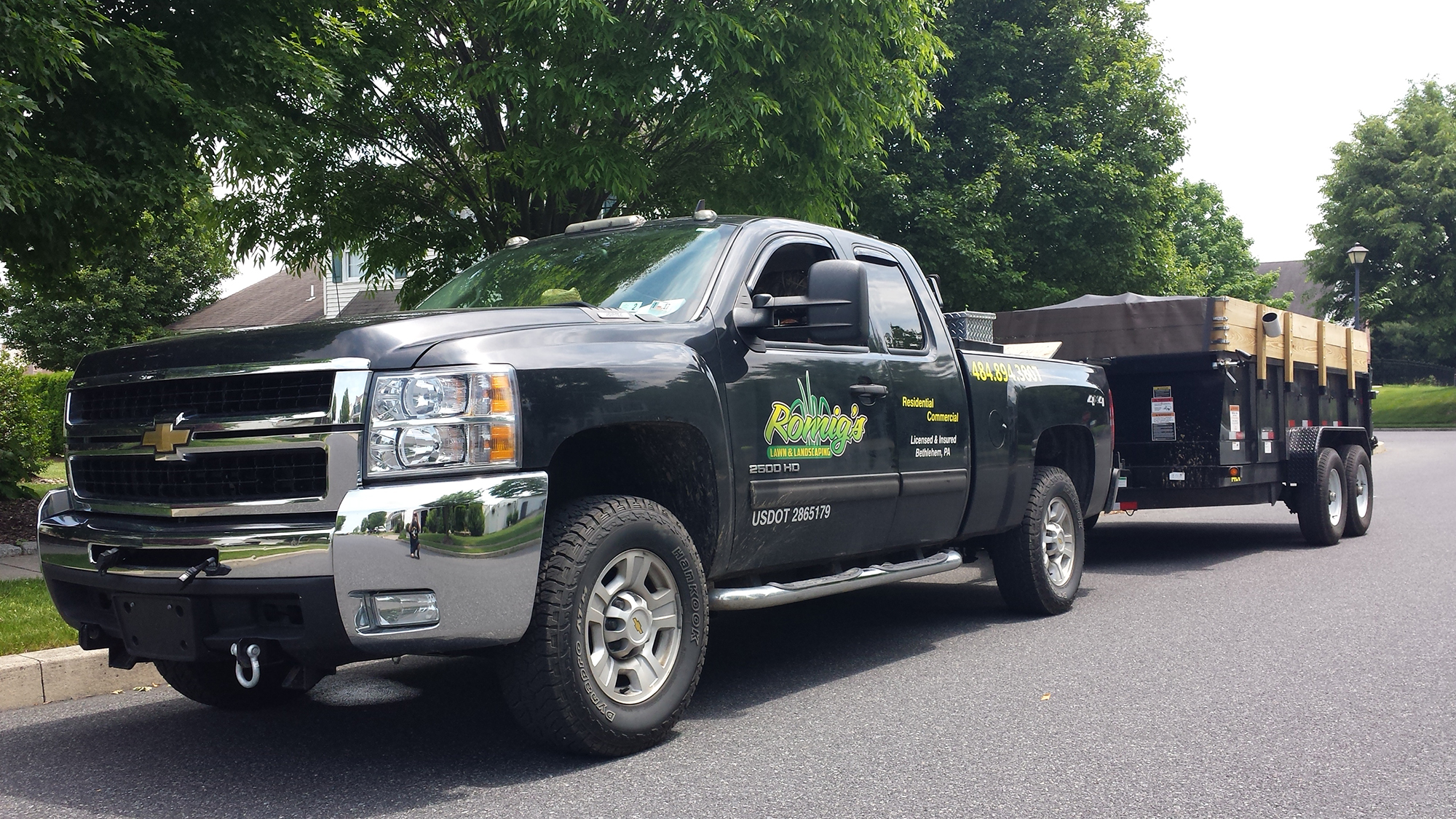Free Lawn Care Consultation Romig S Lawn And Landscaping